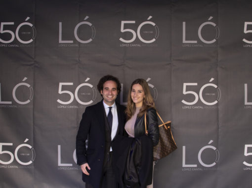 Ignacio Torres y Clara Benavides