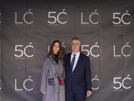 Luisa Gálvez Palenzuela y Juan Ramón Gálvez Palenzuela